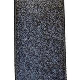 Riem Blauw Leer – 3.5 cm Breed