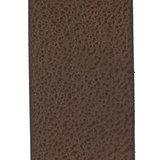 Riem kastanjebruin leer van 3.5 cm breed - Arrigo