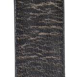 Riem Jeans Grijs Leer – 3.5 cm - Arrigo Lederwaren