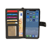 iPhone 11 Pro hoesje van zwart leer - Arrigo.nl