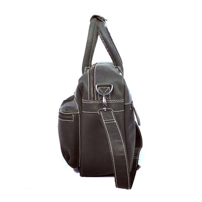 Buffalo western bag in the color black, XL