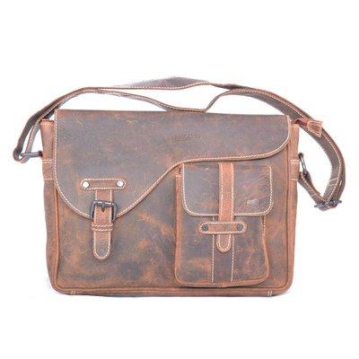 LAPTOP FRIENDLY shoulderbag