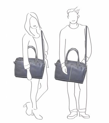 TO THE OFFICE shoulderbag