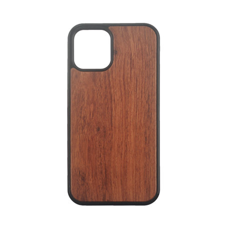 iPhone 11 Case Made of Rosewood Wood