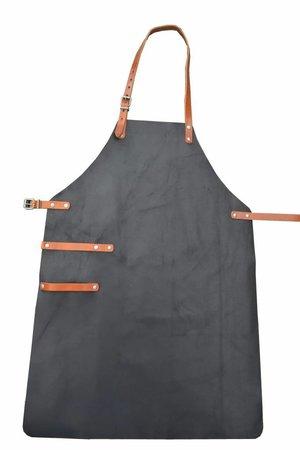 Barbecue schort van Scottsbluf, zwart