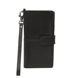 iPhone 7 hoesje van zwart leer - Arrigo.nl
