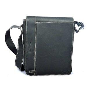SHELTERED AND SECURED shoulderbag