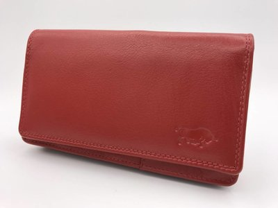 grote ferrari rode Anti Skim portemonnee