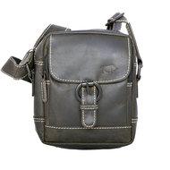 Zwart Vintage leer - Arrigo